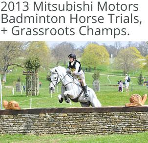 013-Badminton Horse Trials and Grassroots
