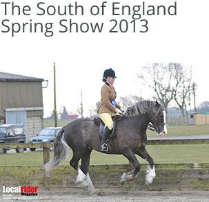 South of England Spring-Show-header intro