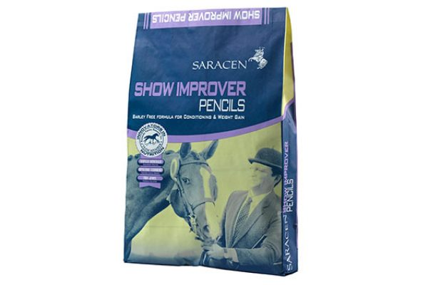 Show Improver Pencils from Saracen