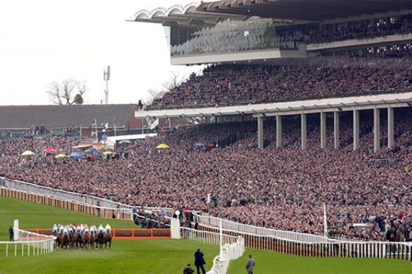The world-famous Cheltenham Festival