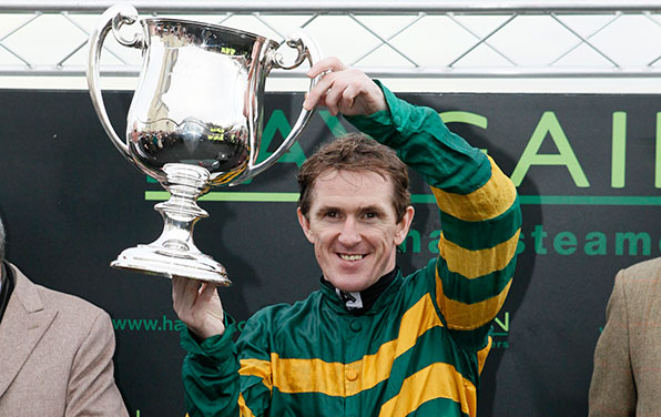 4000 Wins for AP McCoy