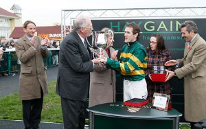 Sponsorship support from HAYGAIN