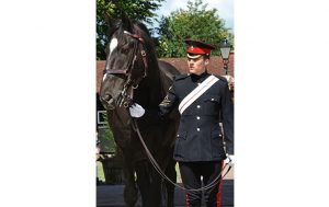Horse Trust Home of Rest 125th Army Parade