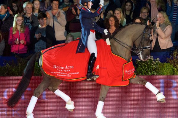 C-Dujardin and Valegro