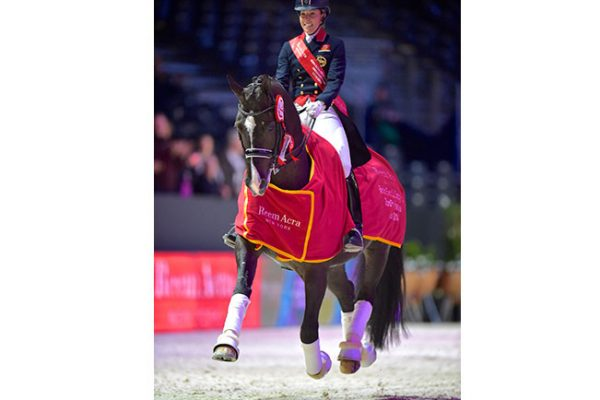 Valegro and Great Britains Charlotte Dujardin
