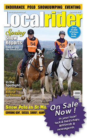 Localrider April May 2016 issue cover