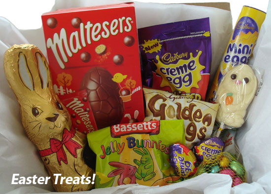 Localrider Box of Easter Treats