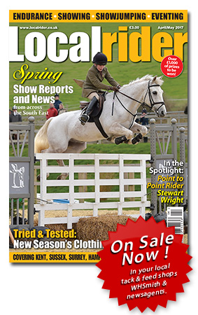 Localrider latest April May 2017 issue cover