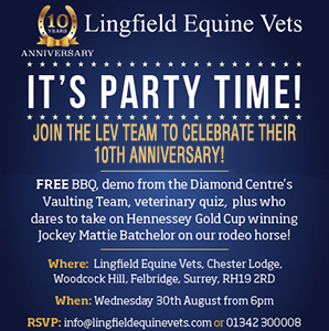 Lingfield Vets Party