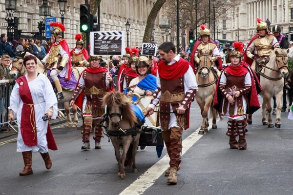 Ben Hur New Year's Day Parade