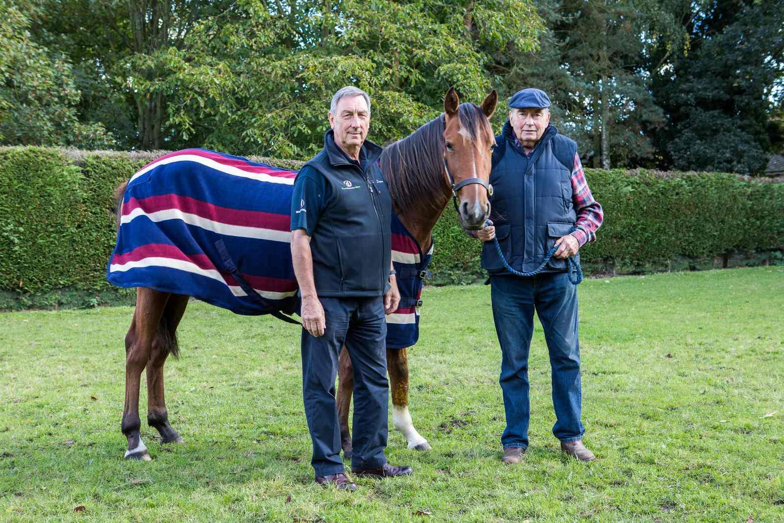 World Horse Welfare Glenda Spooner Polaris