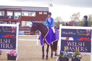 Samantha Kellett Welsh Masters