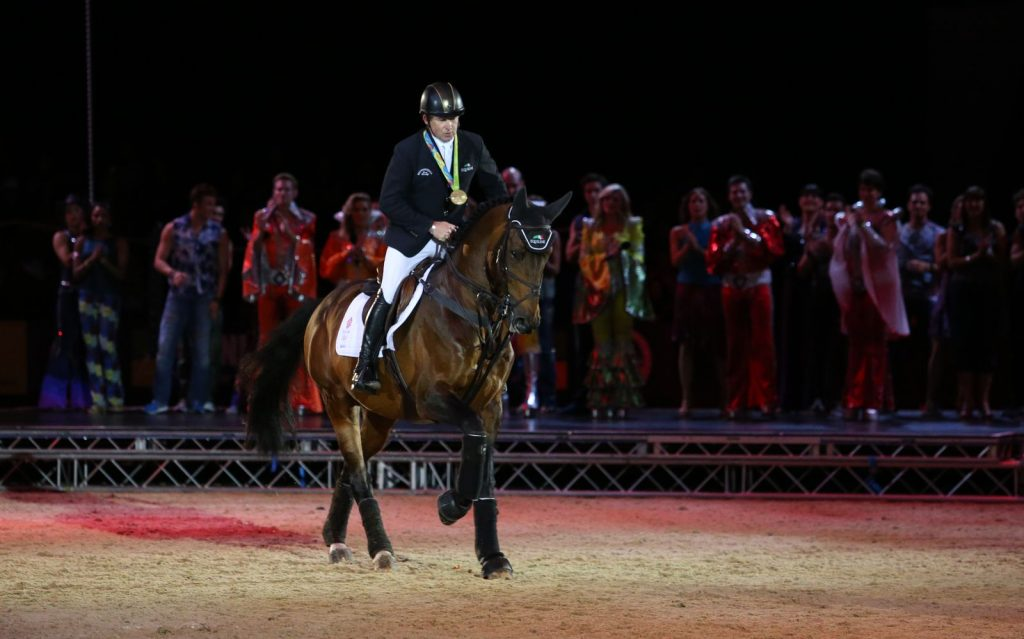 Nick Skelton Bigs Star HOYS