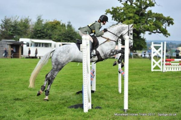 Alana Sparrow Badminton Horse Trials