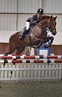 Britannia Royal jumping
