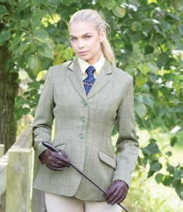 Equetech Tweed Jacket