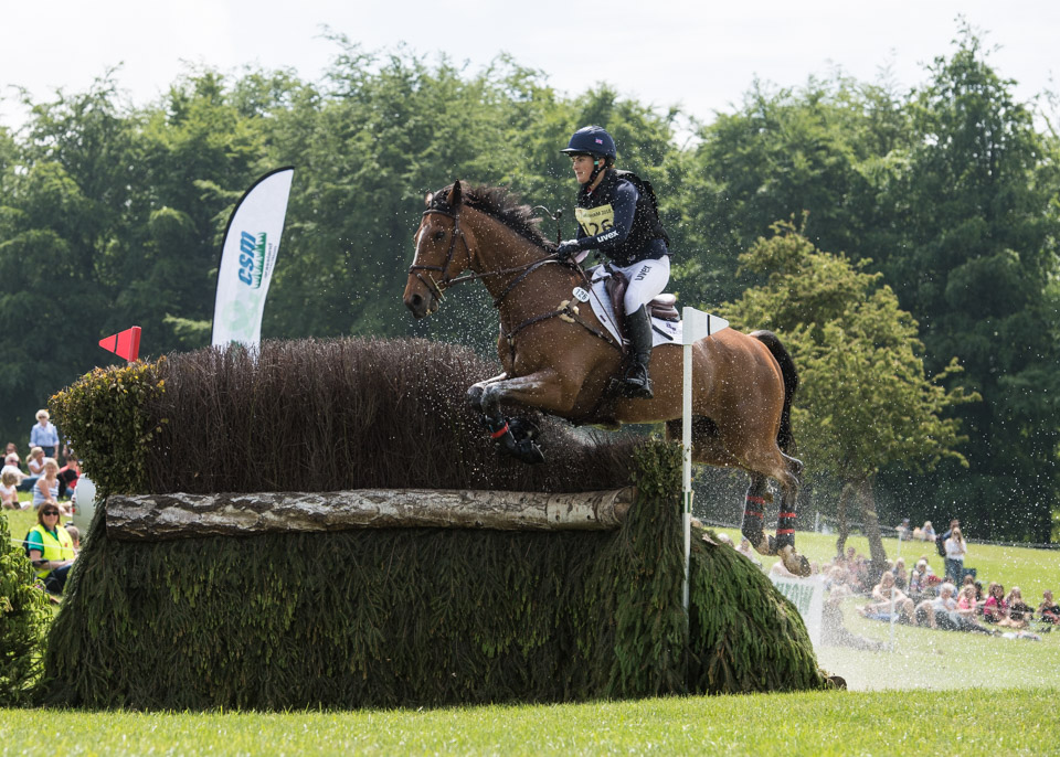 Chuffy Clarke Second Supreme Bramham