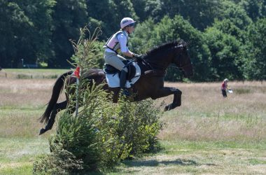 Becky Thomson Brightling Eventing
