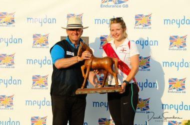 Ella Bunting National Endurance Champion