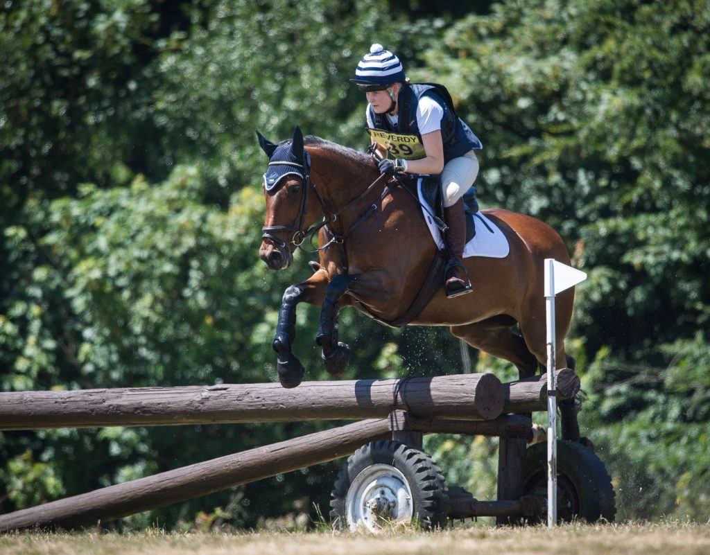 Kitty Ashby Eventing Brightling