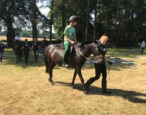 Broadlands RDA Raising Funds