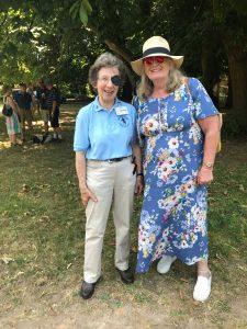 Suzanne Stratford Broadlands RDA Sally Stewart