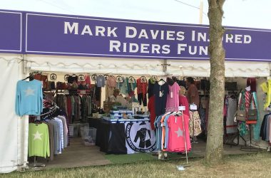 Mark Davies Injured Riders Fund