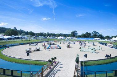 British Showjumping Young Horse Championships move to Bolesworth