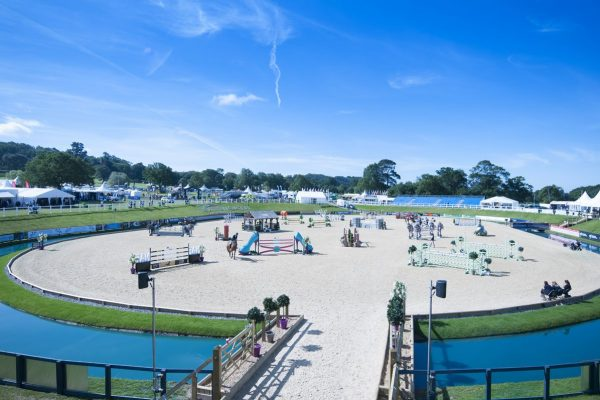 British Showjumping Young Horse Championships move to Bolesworth