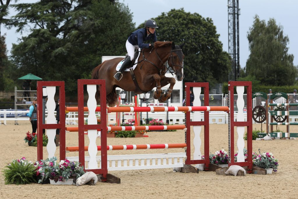 Harriet Nuttall and A Touch Imperious
