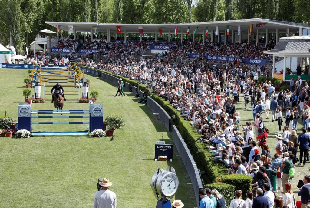 Global Champions Tour and GCL event