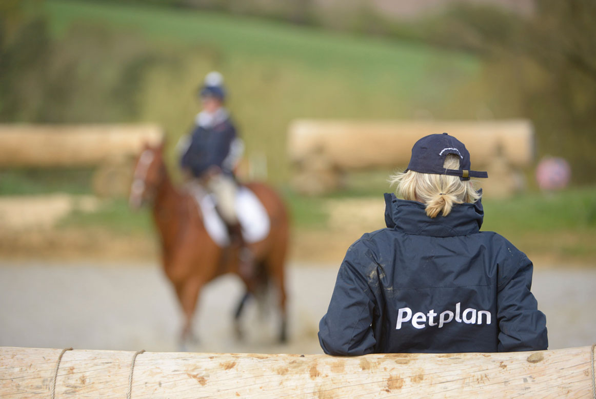 Petplan and Lucinda Green